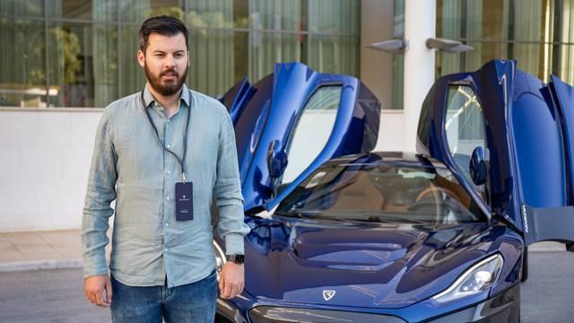 Mate Rimac predstavio Neveru: Ovaj  auto pomiče granice