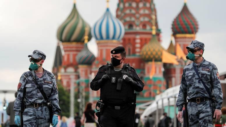 Crni svibanj u Moskvi: Najviše umrlih u zadnjih deset godina