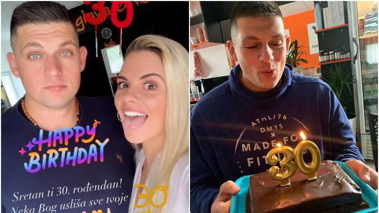 Mario iz 'Života na vagi' slavi 30. rođendan: Posebnu čestitku je dobio od Nine Martine Korbar