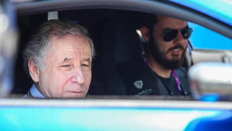 Rimac provozao prvog čovjeka auto sporta: 'Impresioniran sam njegovim automobilima...'