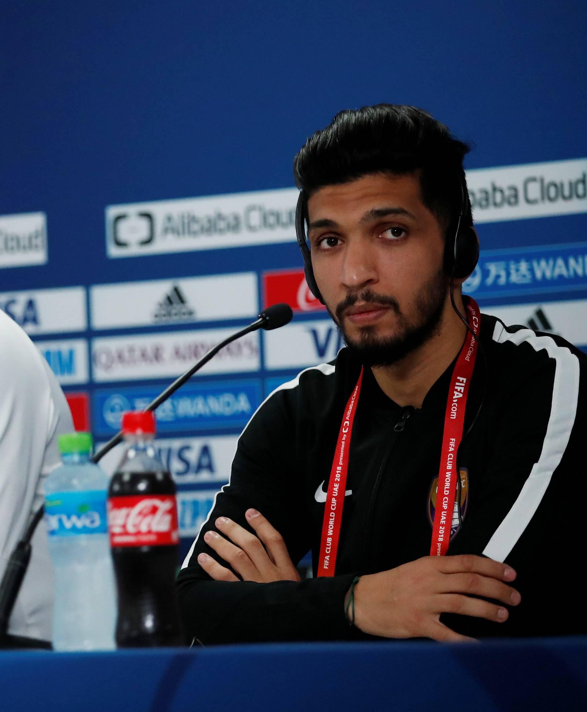 Club World Cup - Al Ain FC Press Conference