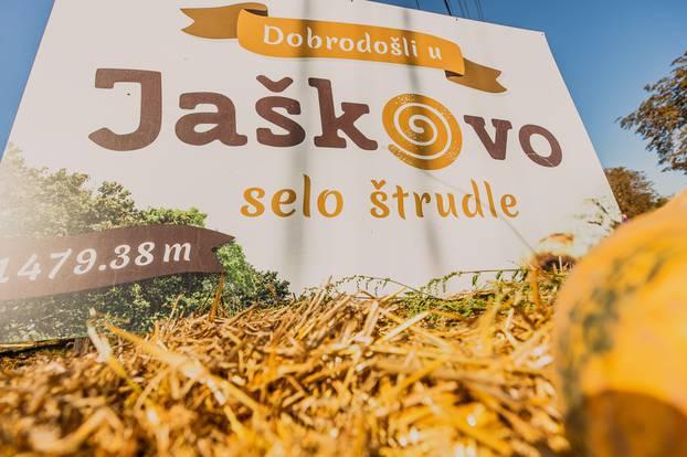 Štrudlafest u Jaškovu oduševio slatkom ponudom posjetitelje