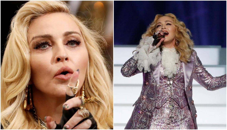 Madonna je otkazala koncerte: 'Moram pratiti upute liječnika'