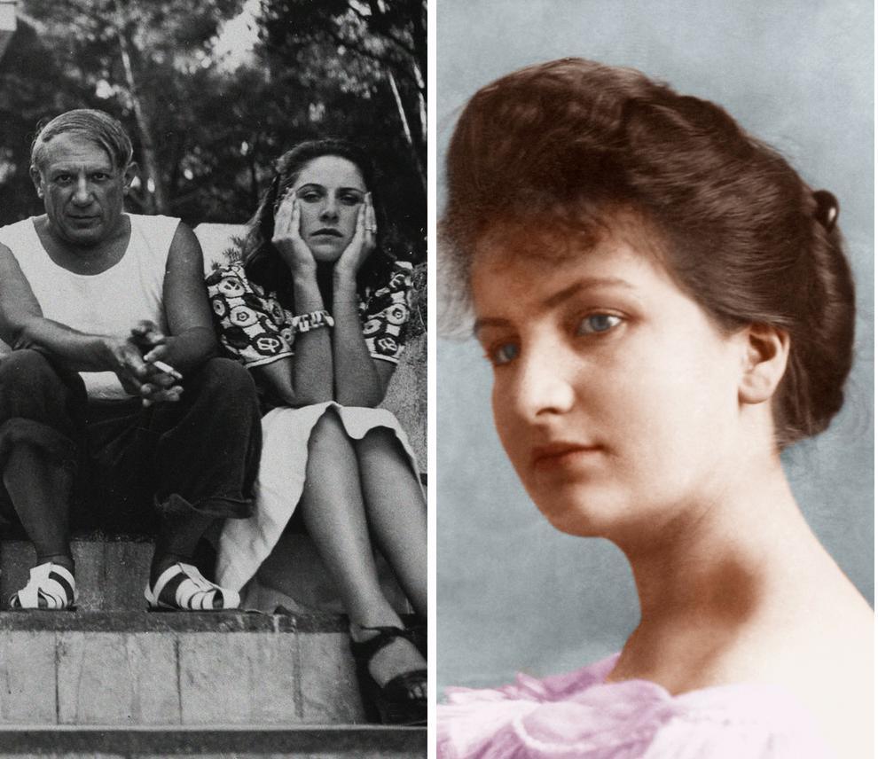 Picasso: Optužili ga da je ukrao Mona Lisu, imao je cijeli harem žena, a među njima i Hrvaticu