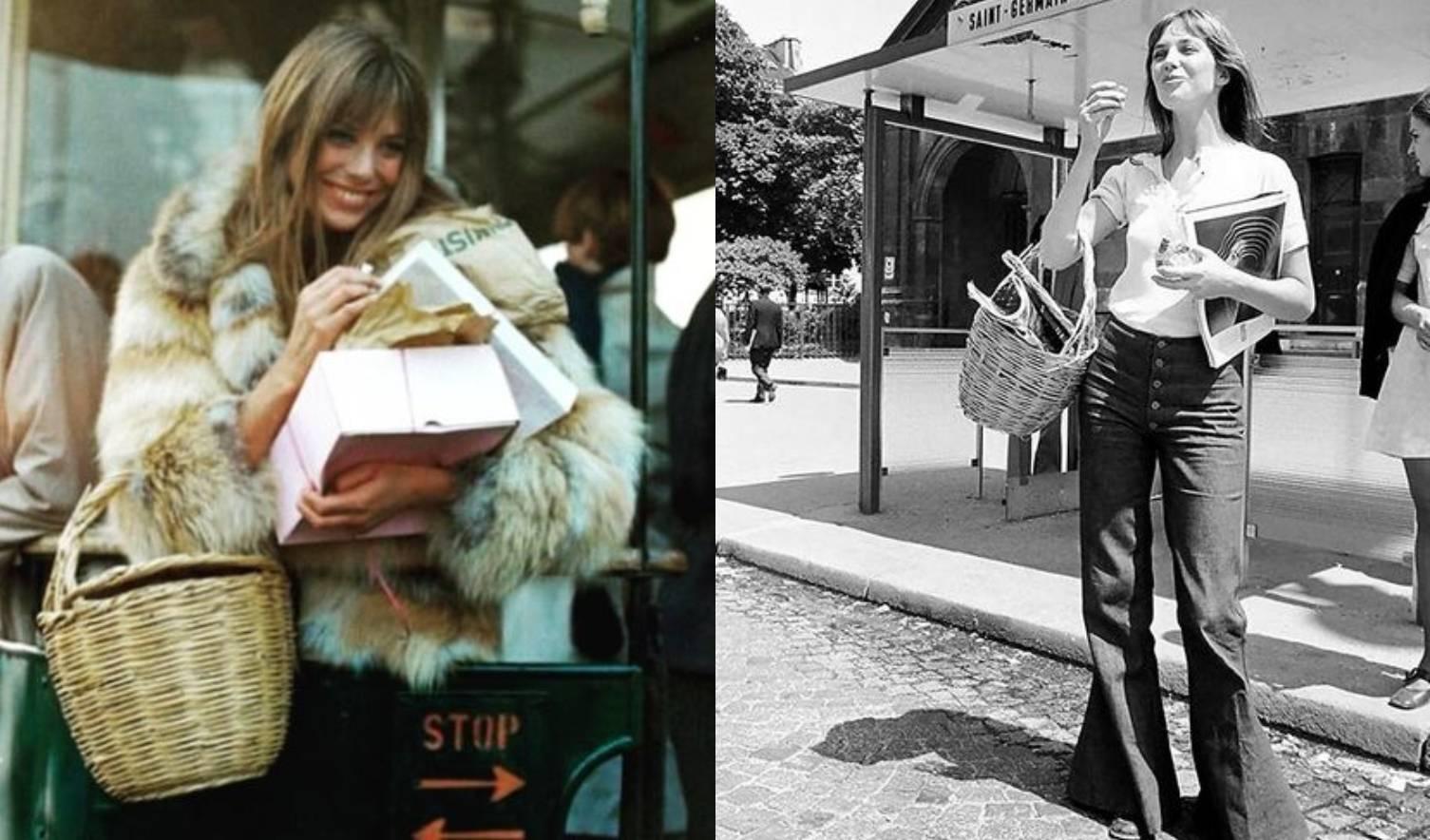 Jane Birkin, po kojoj je nastala najskuplja torba na svijetu, oduvijek najviše voli - cekere