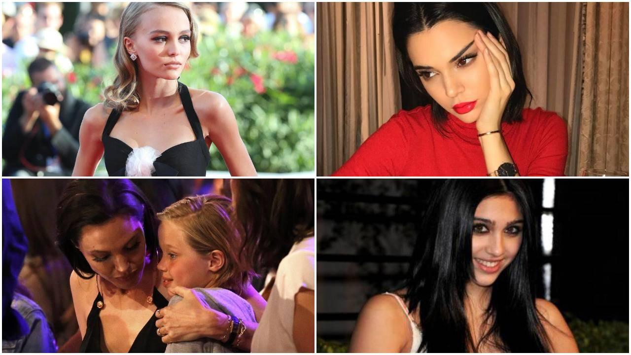 Madonnina kći jede u menzi, a Angelinina neće na crveni tepih