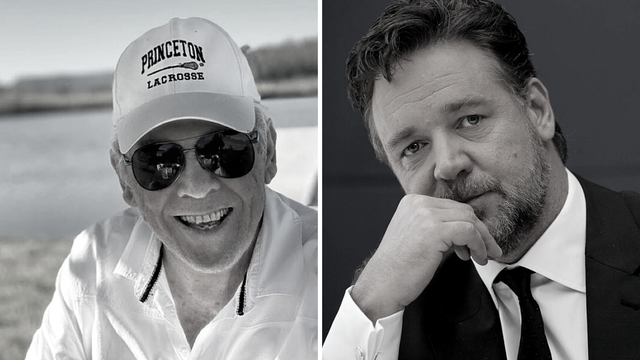 Preminuo otac glumca Russella Crowea, oživljavali ga u avionu