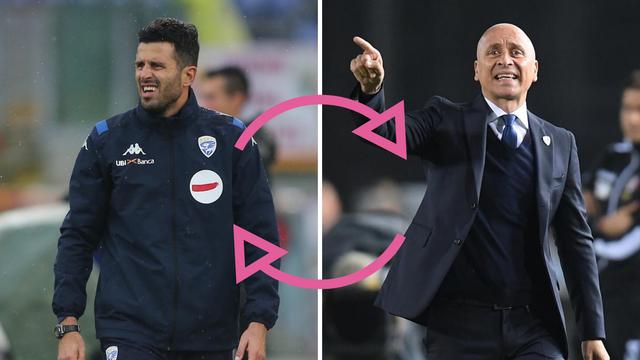 Brescia show: Grosso potjeran nakon 28 dana, vraćen Corini...