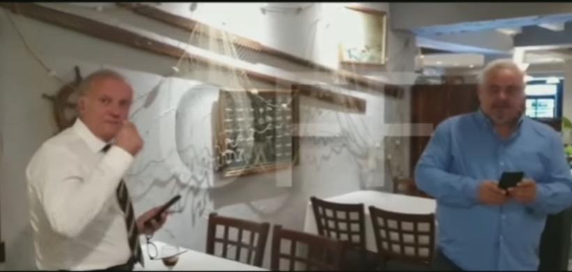 Bošnjaković i Maček se susreli u restoranu: 'Bilo je slučajno'