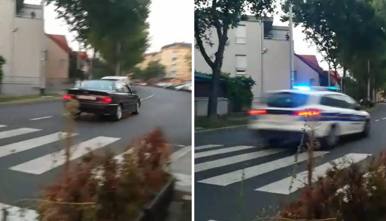 Novi divljak u Zagrebu: Umalo pregazio baku i unuka na zebri