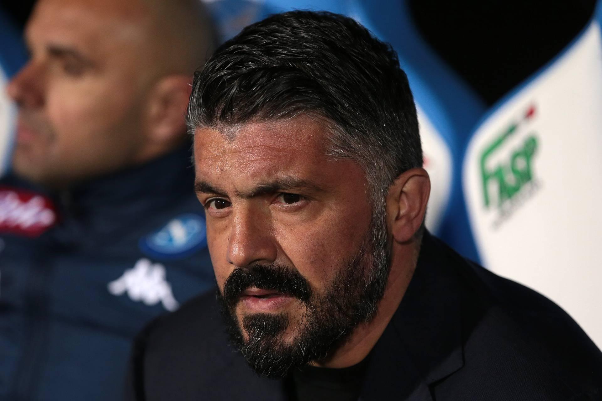 Brescia v Napoli - Serie A - Stadio Mario Rigamonti