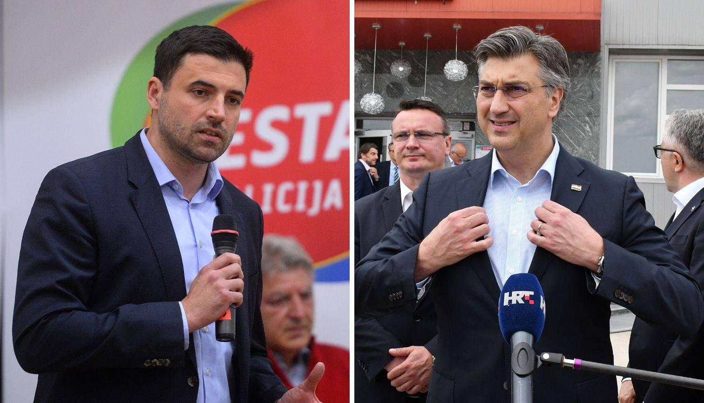 HDZ u strahu: 'Na izborima će nas SDP potopiti, Plenki mora hitno postrojiti ljude i ribati ih'