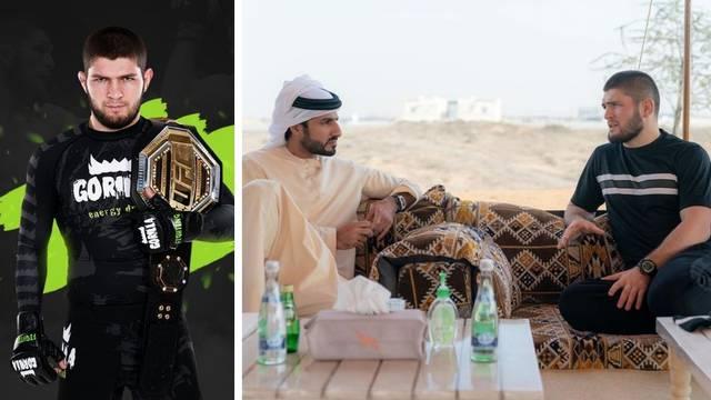 Khabib za milijun dolara kupio borilačku promociju pa najavio: 'Razgovarat ću i s Whiteom...'