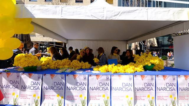 Udruga Europa Donna Hrvatska obilježila 23. Dan narcisa