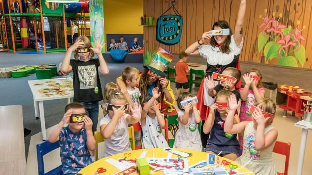 Uzbudljivo ljeto u Kid's Jungle igraonici za sve mališane