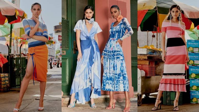 Dizajner Prabal Gurung zna da su za party haljinu ključne resice i raznoliki dinamični detalji