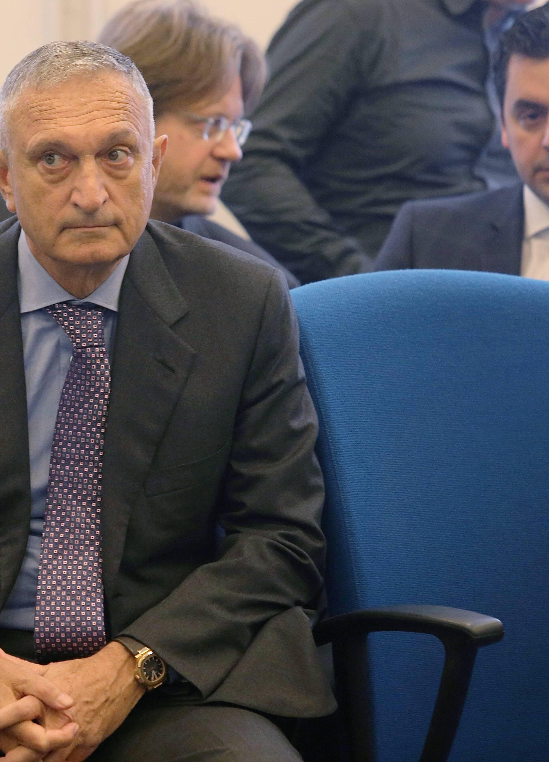 Zagreb: Robert Ježić svjedočio na suđenju u aferi INA-MOL