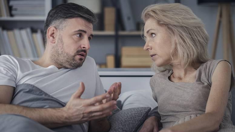'Uvjerena sam da me muž vara'