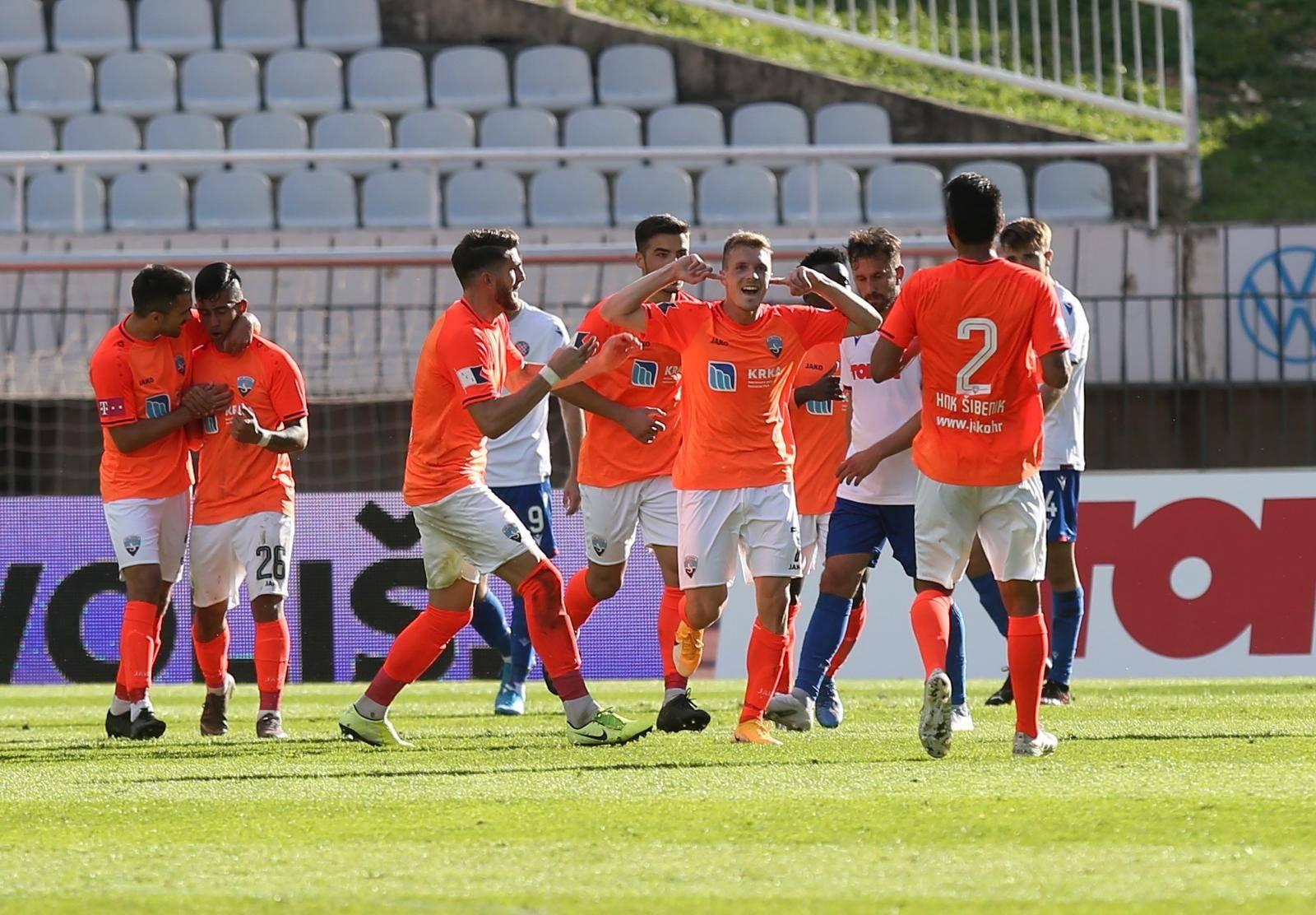 Hajdukovac zabio 'bilima' pa proslavio: Gol sam slavio zbog nekih ljudi koji mi nisu vjerovali