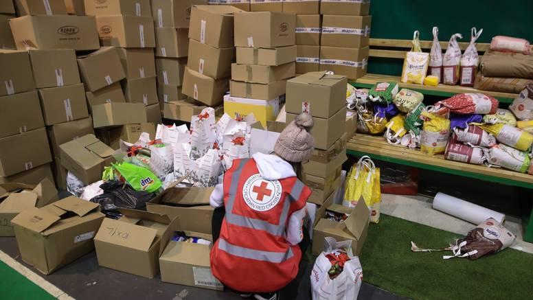 Hrvatski Crveni križ poziva sve građane s potresom pogođenog područja da ispune zahtjev