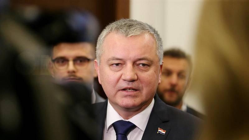 Ministar Horvat: Rimac me nije kontaktirala u vezi poticaja