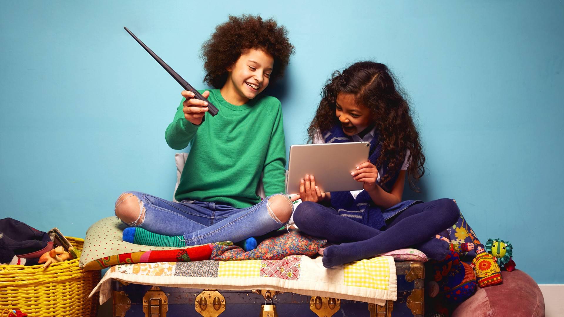Čarobni štapić Harryja Pottera mališane sada uči programirati