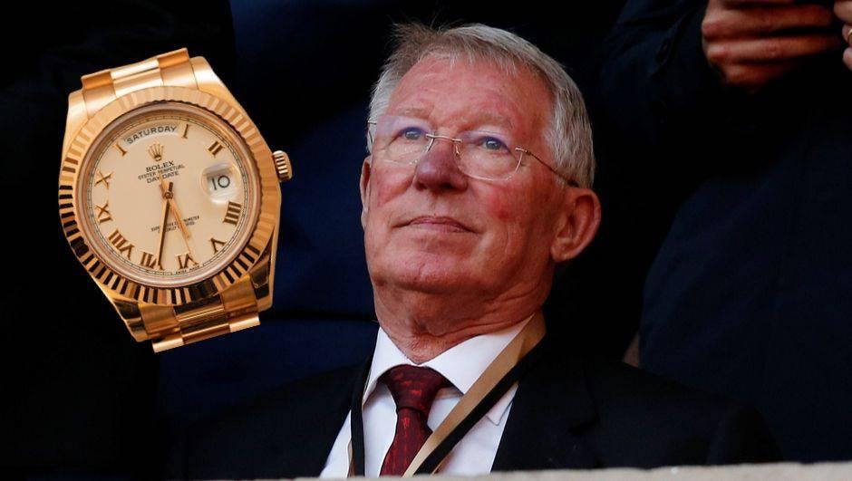 'Sir Alex je namjestio utakmicu LP-a i za to dobio zlatni Rolex'