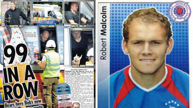 Bivši Pršin suigrač iz Rangersa danas zarađuje kao sladoledar