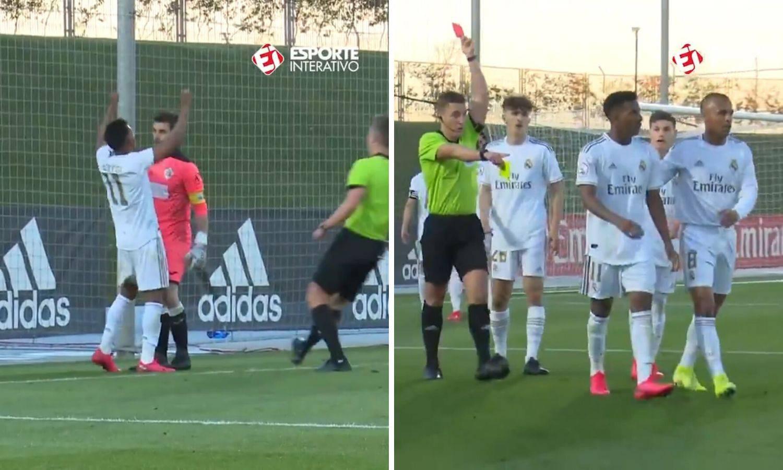Bahato slavio gol, dobio crveni za B ekipu: Ne igra El Clasico!