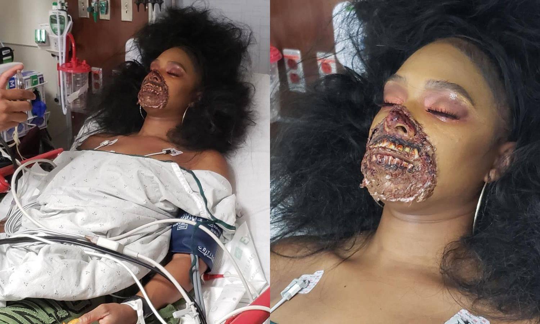 Istraumatizirala traumu: Imala zombi masku, a i napad panike