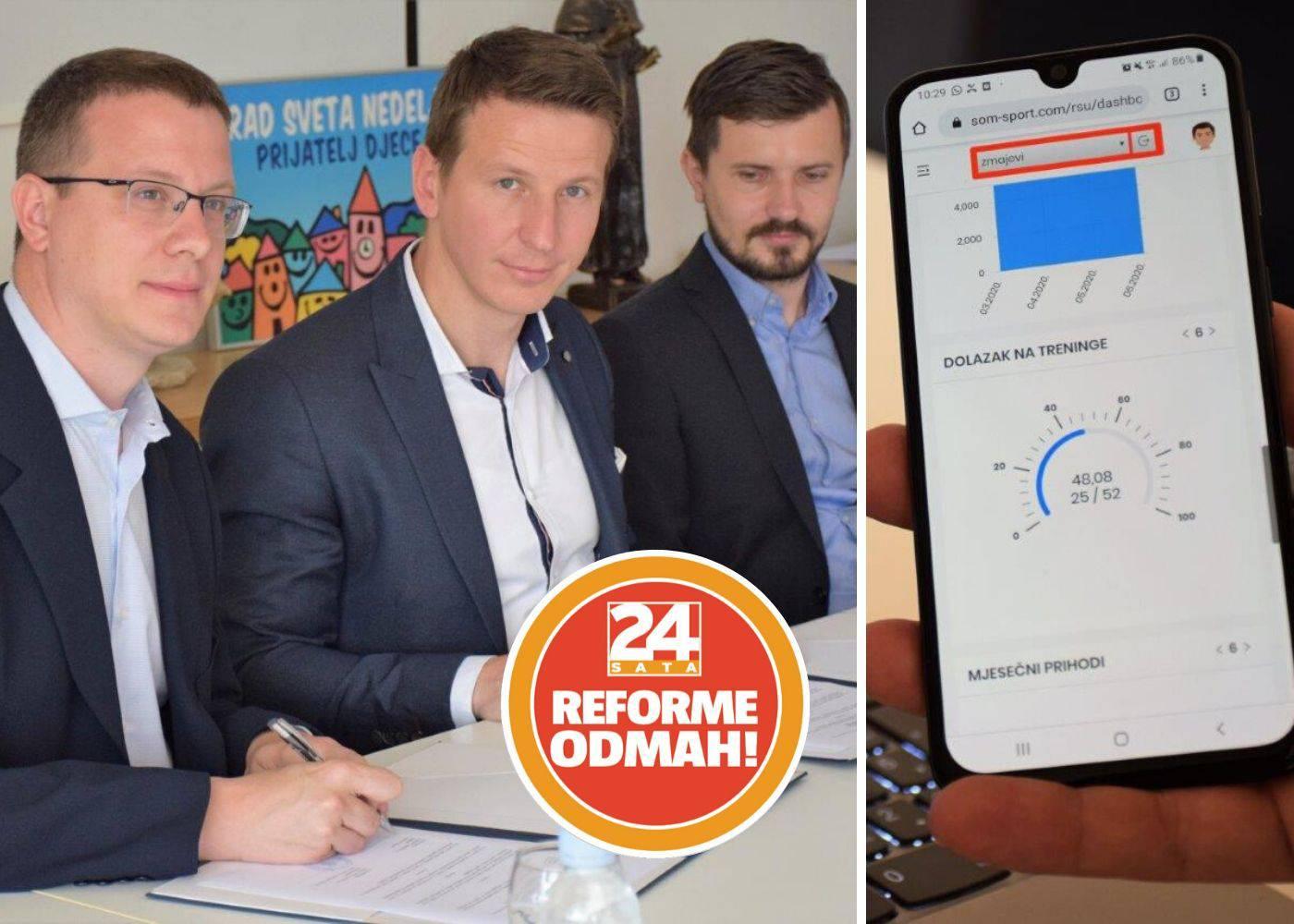 Aplikacijom u Svetoj Nedelji građani 'čekiraju' troši li se njihov novac namjenski
