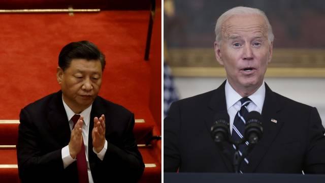 Joe Biden je razgovarao s Xijem