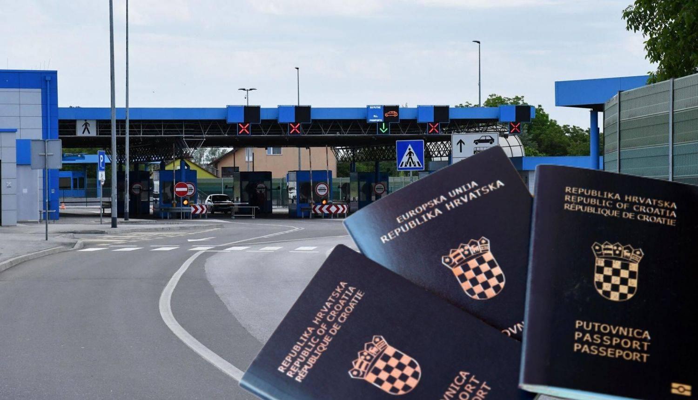 Nova lista: Objavljeno koliko je 'snažna' hrvatska putovnica...