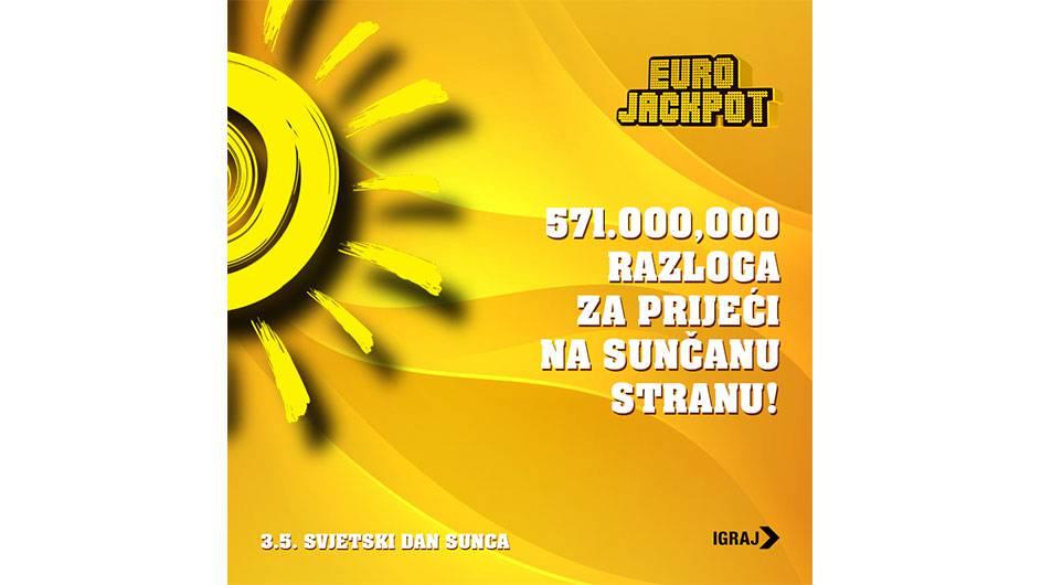 Uz Hrvatsku Lutriju i sunce jače grije