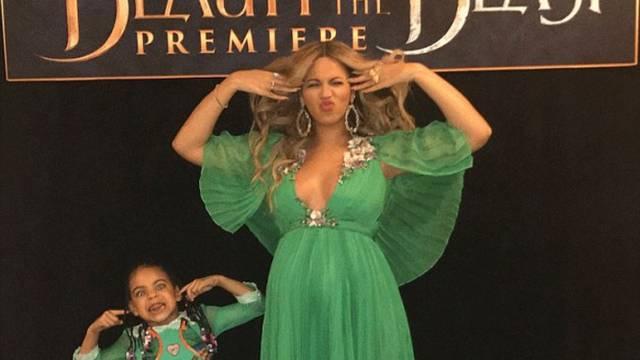 S Beyonce na porodu će biti kći u kostimu medicinske sestre