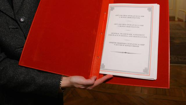"""Daytonski sporazum se nudio """"na crno"""" za 50 tisuća eura"""