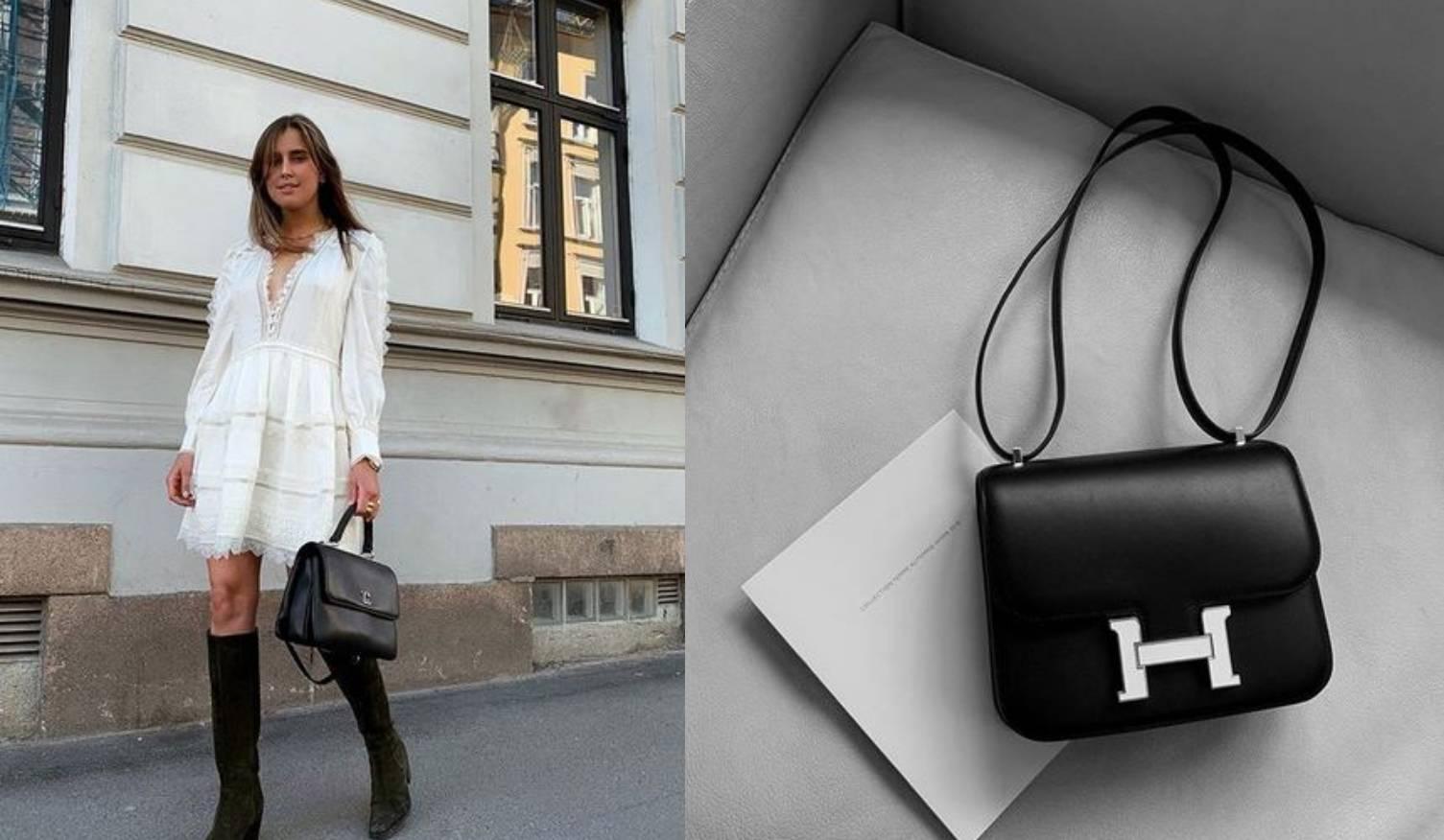 Outfit dana: Bijela lepršava haljina voli visoke crne čizme