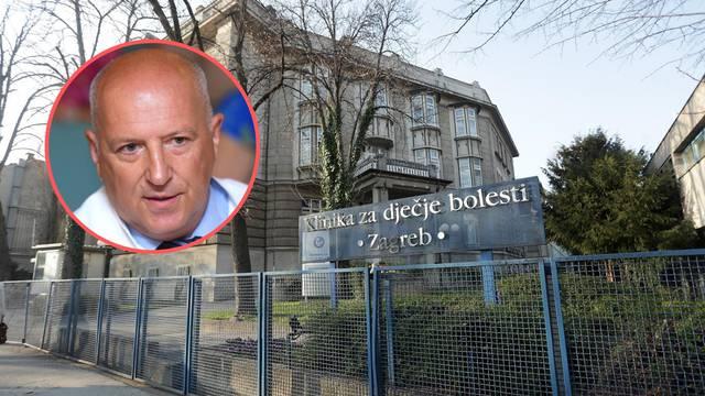 Ravnatelj Klaićeve: Došlo je do rijetke, ali teške komplikacije