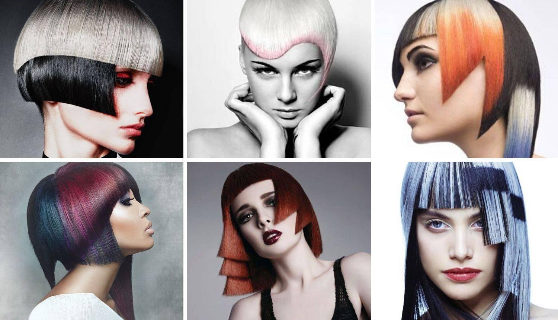 Geometrijske frizure su kao moderna umjetnost na glavi