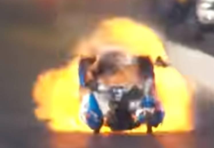 'Auto se u sekundi pretvorio u vatrenu kuglu pa eksplodirao...'