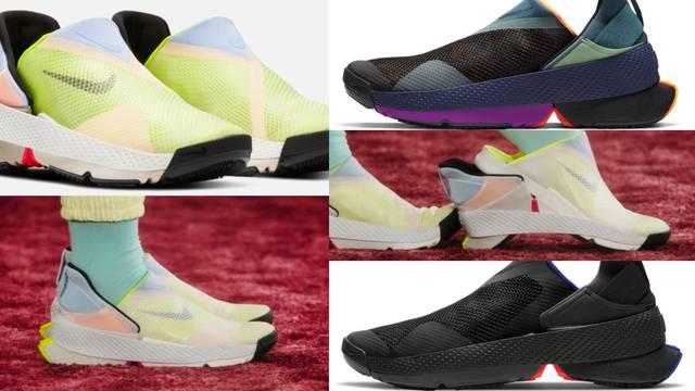 Pametan dizajn: Nike napravio tenisice koje se navuku bez ruku