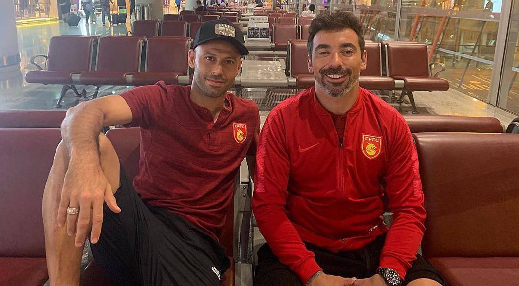 Dosadila mu Kina: Mascherano se na poziv Milita vraća kući...