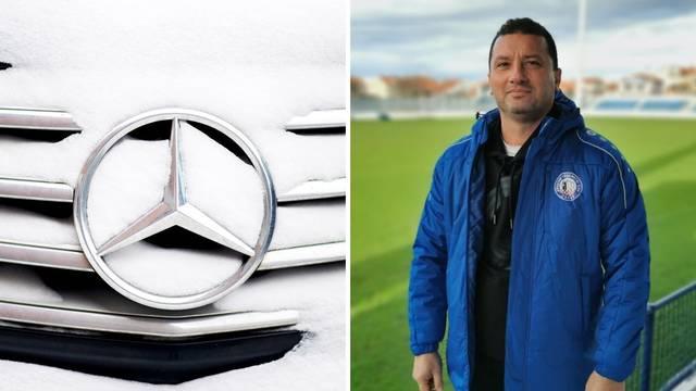 U Zadru se predomislili: Trošak Mercedesa preuzet će sponzori. Auto je nužan za razvoj kluba