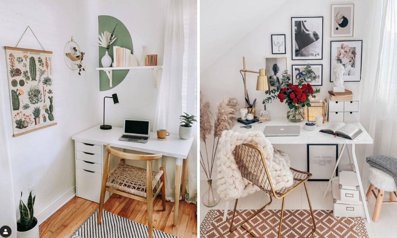 Evo kako sve možete urediti svoj radni kutak u kući ili stanu
