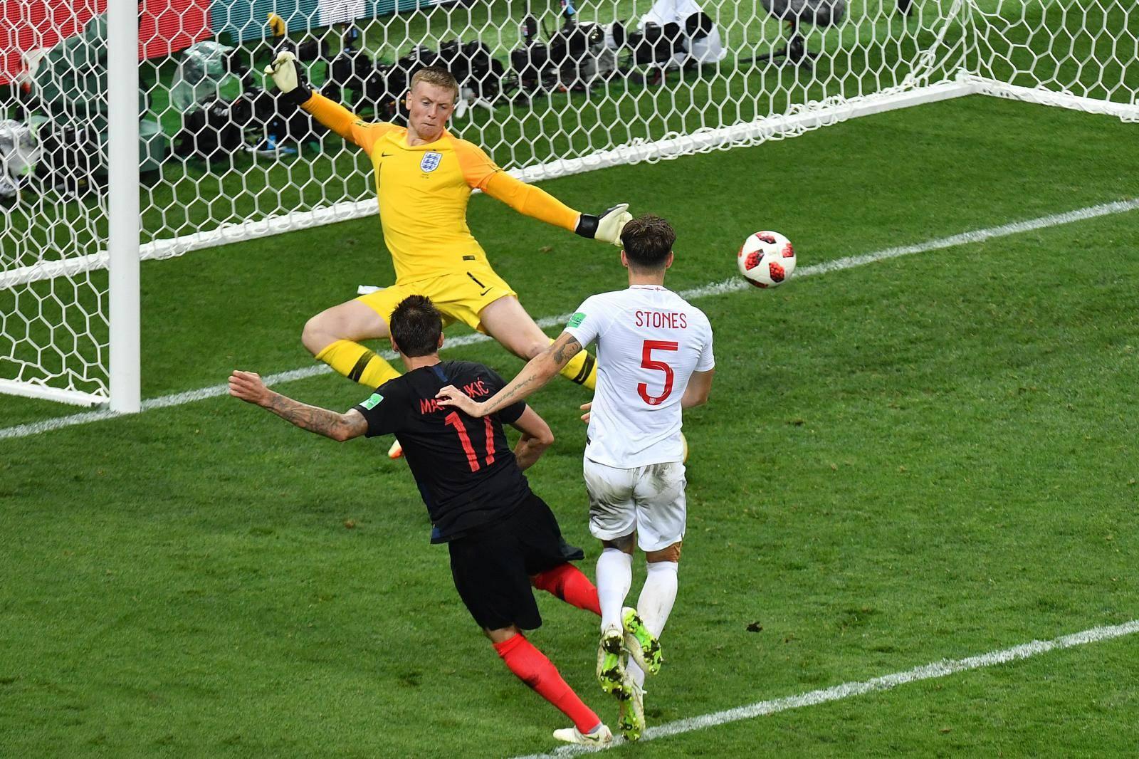 FIFA World Cup 2018 / Semi-finals / Croatia - England 2-1 nV.