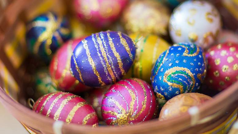 U bojama za jaja su i vitamini: Evo koje mogu izazvati alergije