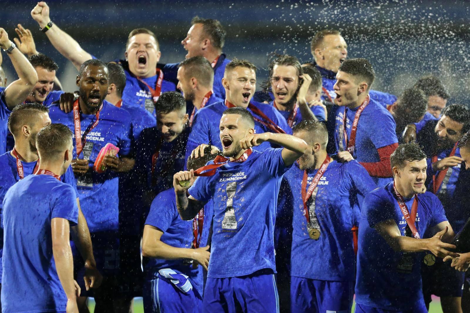 Zagreb: U posljednjem kolu HT Prve lige sastali se Dinamo i Hajduk