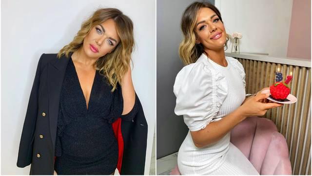 Sandra Perković proslavila 31. rođendan u minijaturnoj haljini: 'Ja ne starim, ja postajem bolja'