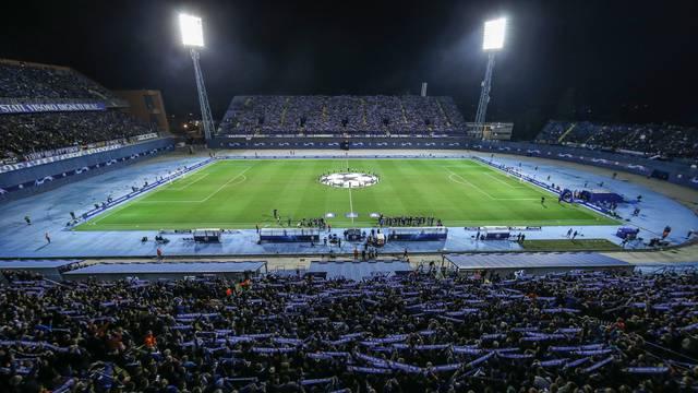 Dinamo će otvoriti 30 posto kapaciteta za hrvatsku ligu