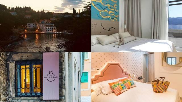 Među 10 najzanimljivijih hotela u Europi našla  se i dva domaća